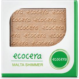 Ecocera Rozświetlacz do twarzy - Malta, 10 g