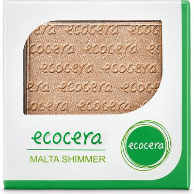 Rozświetlacz do twarzy - Malta Ecocera