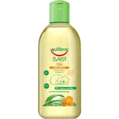 Naturalna oliwka pielęgnacyjna dla dzieci 0m+ Equilibra