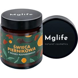 Mglife Piernikowa świeca rzepakowa, 120 ml
