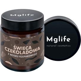Mglife Czekoladowa świeca rzepakowa, 120 ml