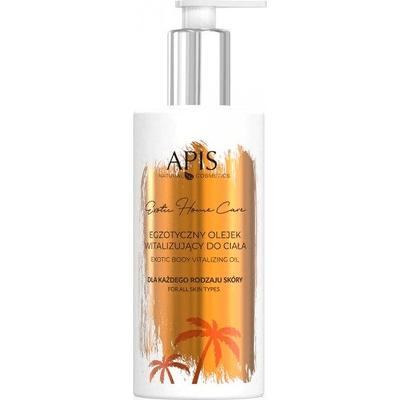 Egzotyczny olejek witalizujący do ciała EXOTIC HOME CARE APIS