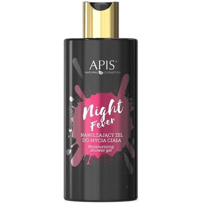 Nawilżający żel do mycia ciała NIGHT FEVER APIS