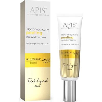 Trycholologiczny peeling do skóry głowy APIS