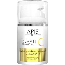 APIS RE-VIT C Rewitalizujący krem z witaminą C na dzien SPF 15, 50 ml