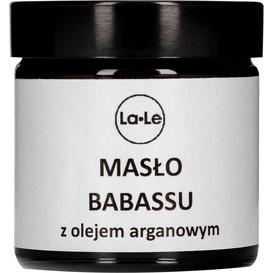 La-Le Kosmetyki Masło babassu z olejem arganowym, 60 ml