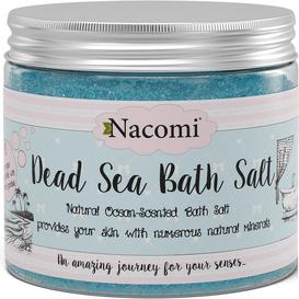 Nacomi Sól z Morza Martwego grecka, 450 g