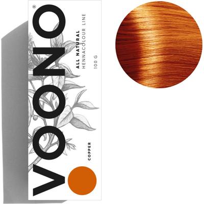 Henna premium - Copper - Naturalna VOONO