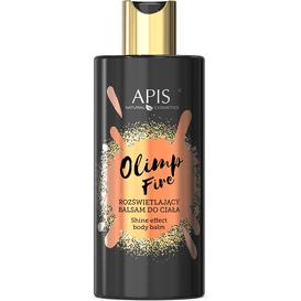 APIS Rozświetlający balsam do ciała OLIMP FIRE, 300 ml