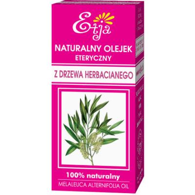 Naturalny olejek eteryczny z drzewa herbacianego Etja