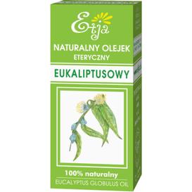 Etja Naturalny olejek eteryczny eukaliptusowy, 10 ml