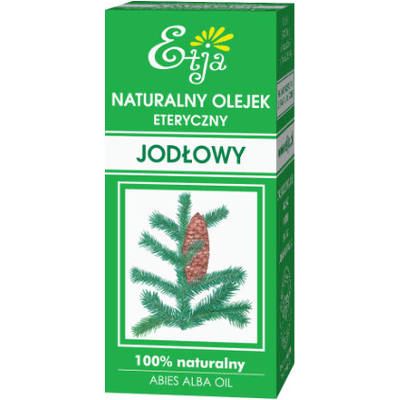 Naturalny olejek eteryczny jodłowy Etja