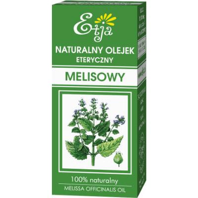 Naturalny olejek eteryczny melisowy Etja