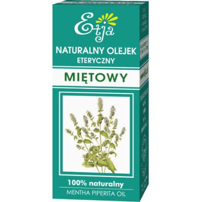Naturalny olejek eteryczny miętowy Etja