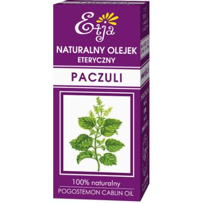 Naturalny olejek eteryczny paczulowy Etja