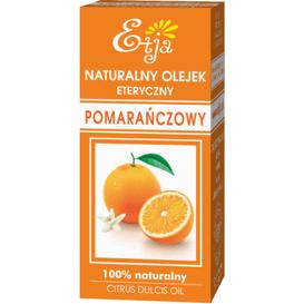 Etja Naturalny olejek eteryczny pomarańczowy, 10 ml