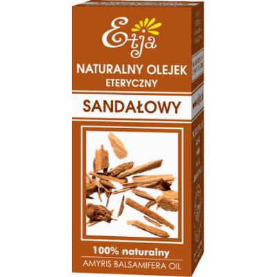 Naturalny olejek eteryczny sandałowy Etja