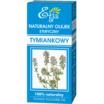 Naturalny olejek eteryczny tymiankowy Etja