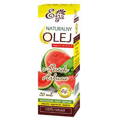 Naturalny olej z pastek arbuza Etja