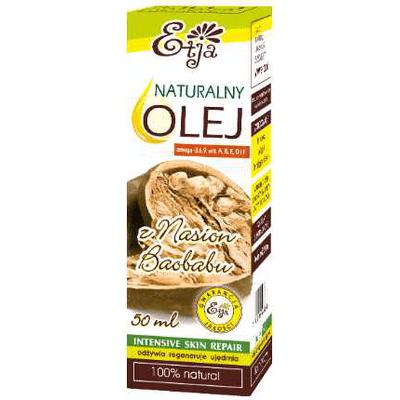 Naturalny olej z nasion baobabu Etja