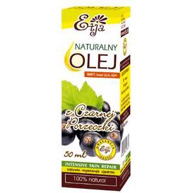 Etja Naturalny olej z czarnej porzeczki, 50 ml