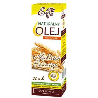 Naturalny olej z kiełków pszenicy Etja