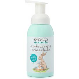 Sylveco Pianka do mycia ciała i włosów dla dzieci, 290 ml