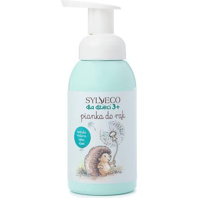 Pianka do mycia rąk - zielona o zapachu borówki Sylveco