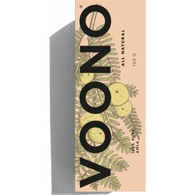 VOONO Amla - Maska i odżywka w jednym przyciemniająca kolor włosów, 100 g