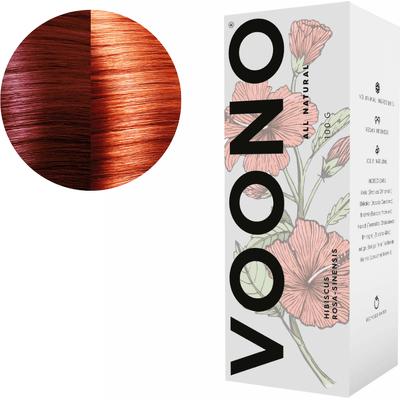 Hibiscus - Puder z hibiskusa nadający mocniejszy odcień czerwieni VOONO