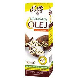 Etja Naturalny olej z masła shea, 50 ml