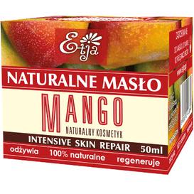 Etja Naturalne masło mango, 50 ml