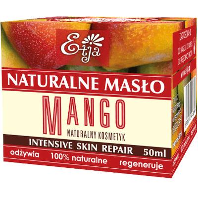 Naturalne masło mango Etja