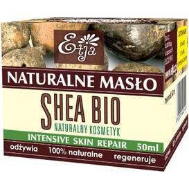 Etja Naturalne masło shea BIO, 50 ml