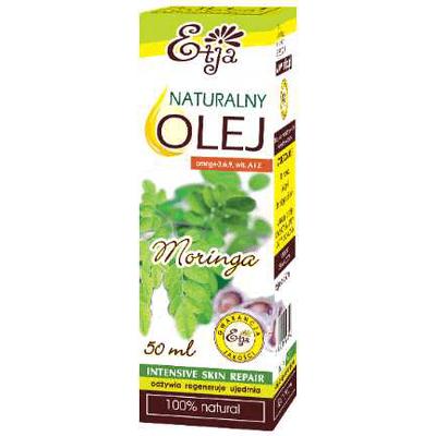 Naturalny olej moringa Etja
