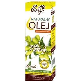 Etja Naturalny olej neem z miodli indyjskiej, 50ml