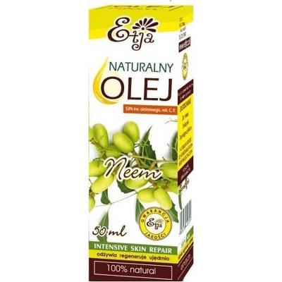 Naturalny olej neem z miodli indyjskiej Etja