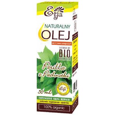 Naturalny olej perilla z pachnotki BIO Etja