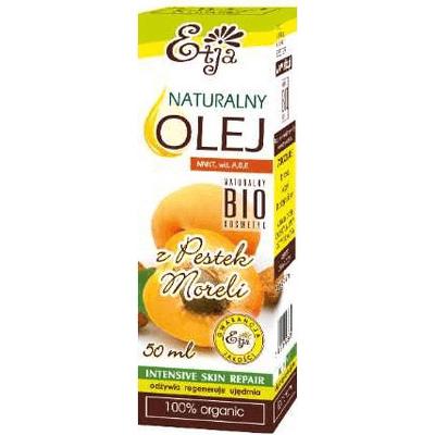 Naturalny olej z pestek moreli Etja