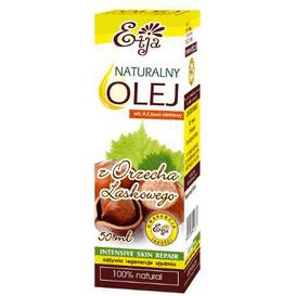 Etja Naturalny olej z orzecha laskowego, 50 ml