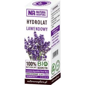 Natura Receptura Hydrolat Lawendowy, 50 ml