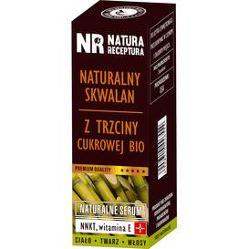 Natura Receptura Skwalan z trzciny cukrowej bio, 10 ml
