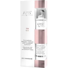 APIS Serum pod oczy liftingujące i redukujące cienie w formie roll on, 10 ml