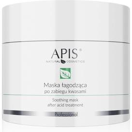 APIS Maska łagodząca po zabiegu kwasami, 200 ml