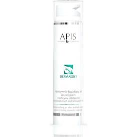 APIS Dermasoft - żel intensywnie łagodzący po zabiegach kosmetycznych, 200 ml