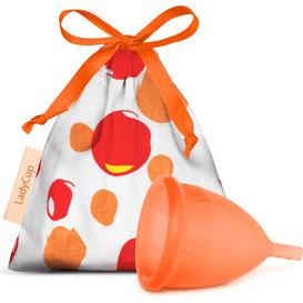 Lady Cup Kubeczek menstruacyjny - Orange