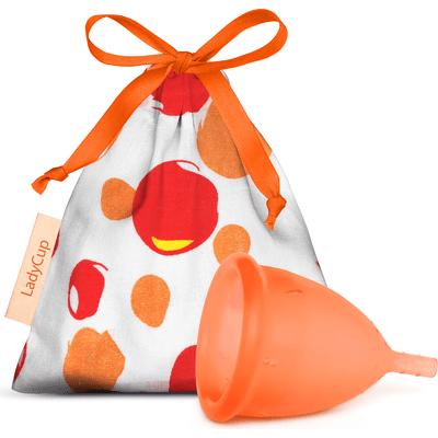 Kubeczek menstruacyjny - Orange Lady Cup
