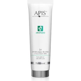 APIS API-PODO Żel zmiękczający do stóp z 30% mocznikiem, 100 ml