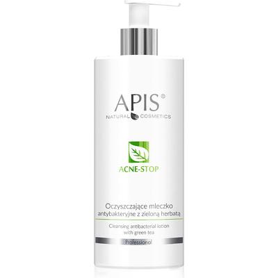 Oczyszczające Mleczko z Zieloną Herbatą - Ance-stop APIS