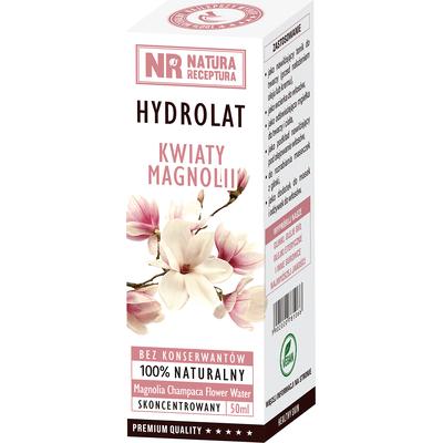 Hydrolat z kwiatów magnolii Natura Receptura